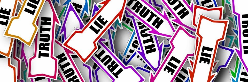 """I fatti non contano più: è l'epoca della """"post verità"""""""