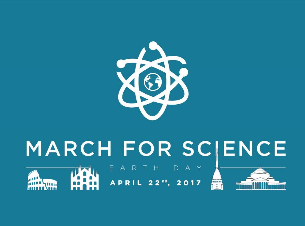 22 Aprile - Campagne Liberali aderisce alla Marcia per la Scienza