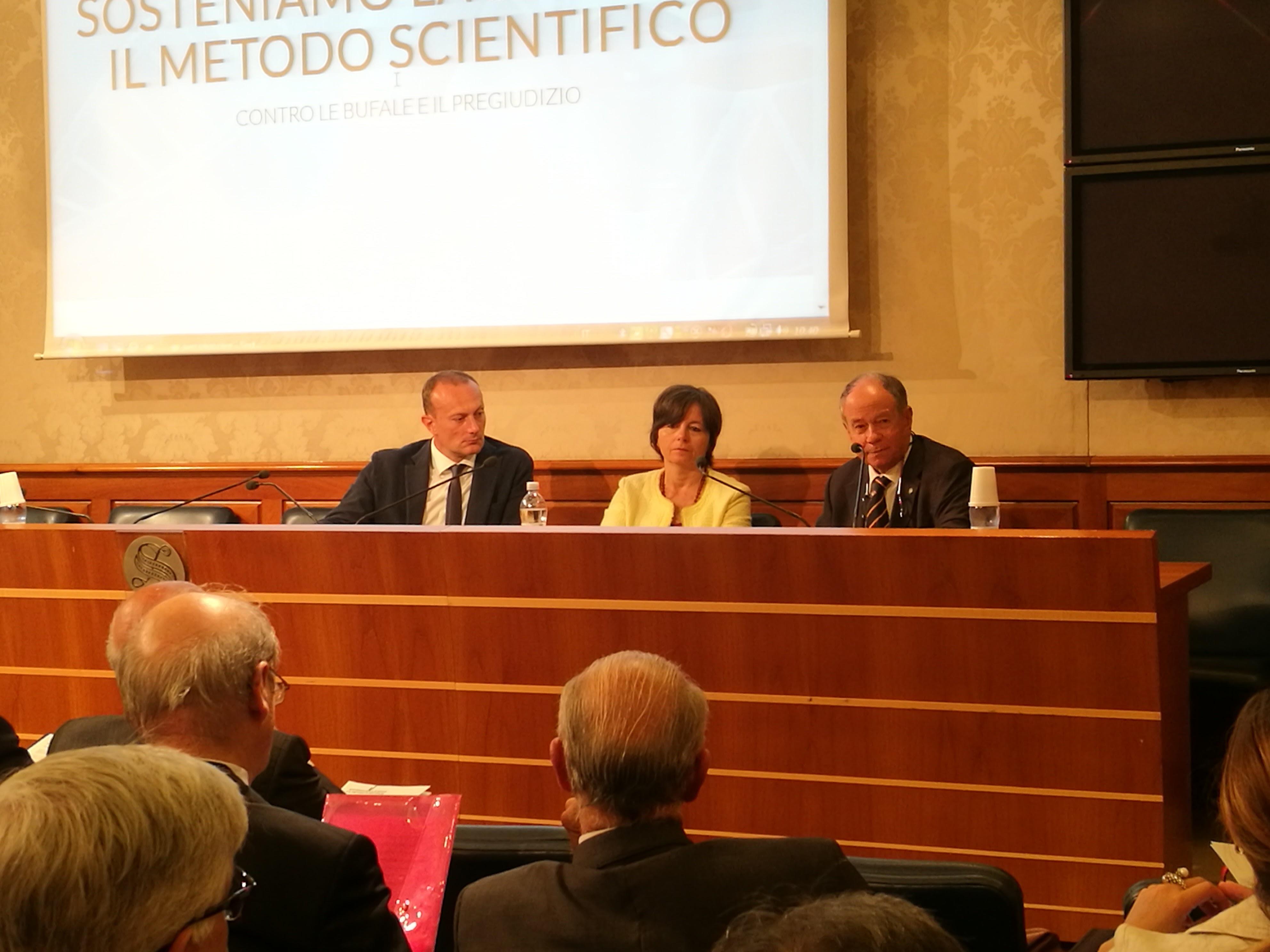 """Sosteniamo la Scienza e il Metodo Scientifico: Presentato oggi in Senato, l'appello """"Per Conoscere"""""""