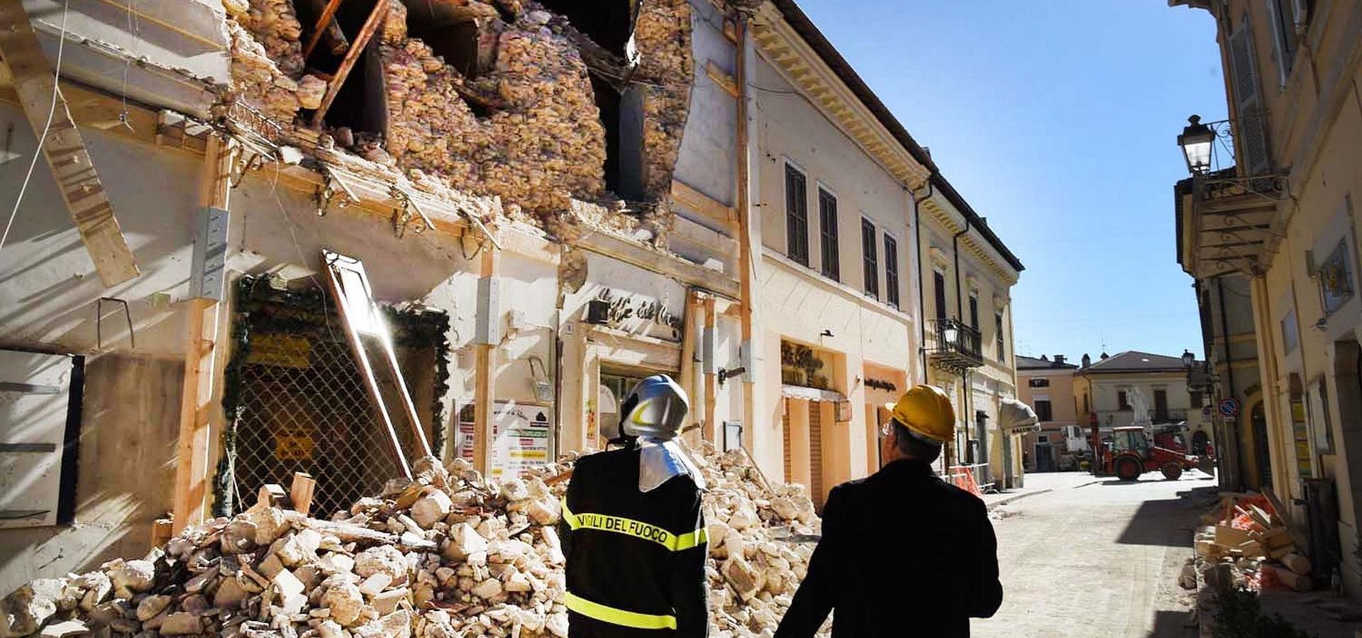 Terremoti e gestione democratica: le Istituzioni devono prevenire i danni