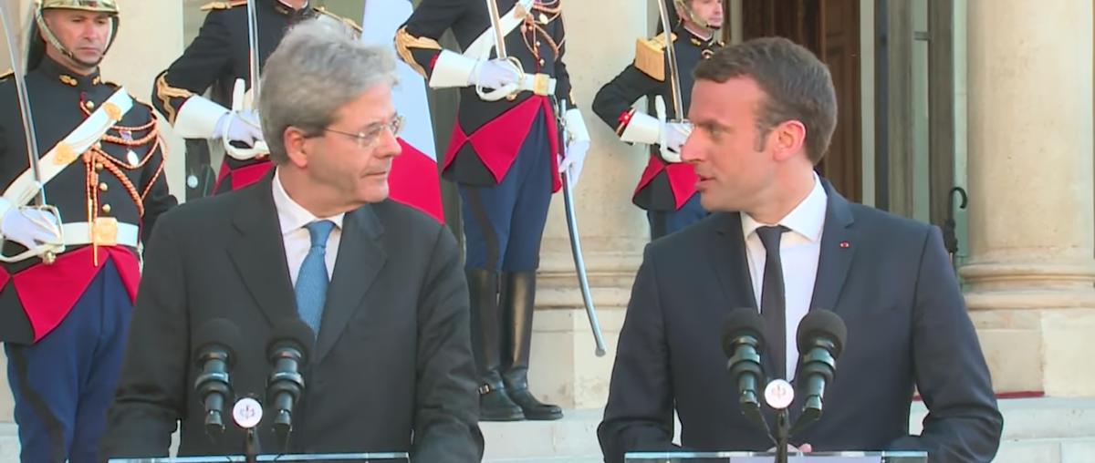 La vivacità dei contenziosi pubblici italo francesi