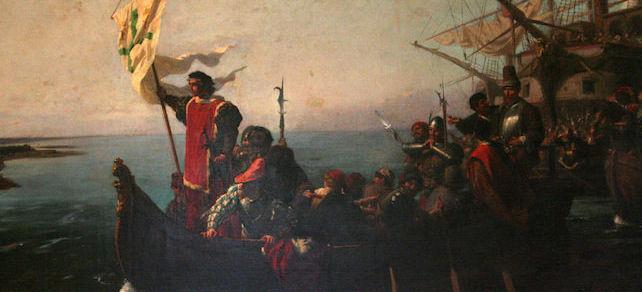 Giù le mani da Colombo: il valore della scoperta