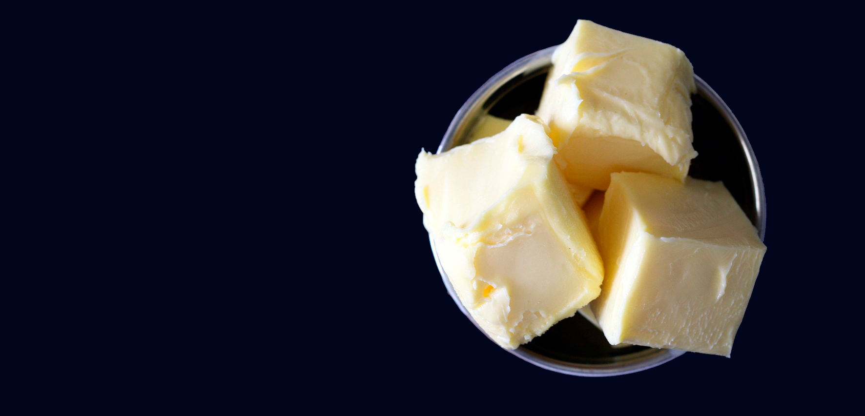 Coldiretti mente: l'olio di palma non c'entra con il prezzo del burro