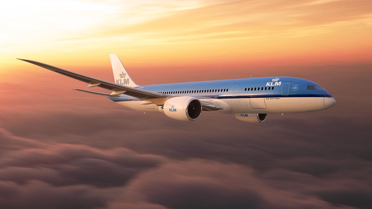 KLM, Modello per le Aziende Italiane