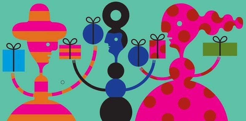 Il significato liberale del dono
