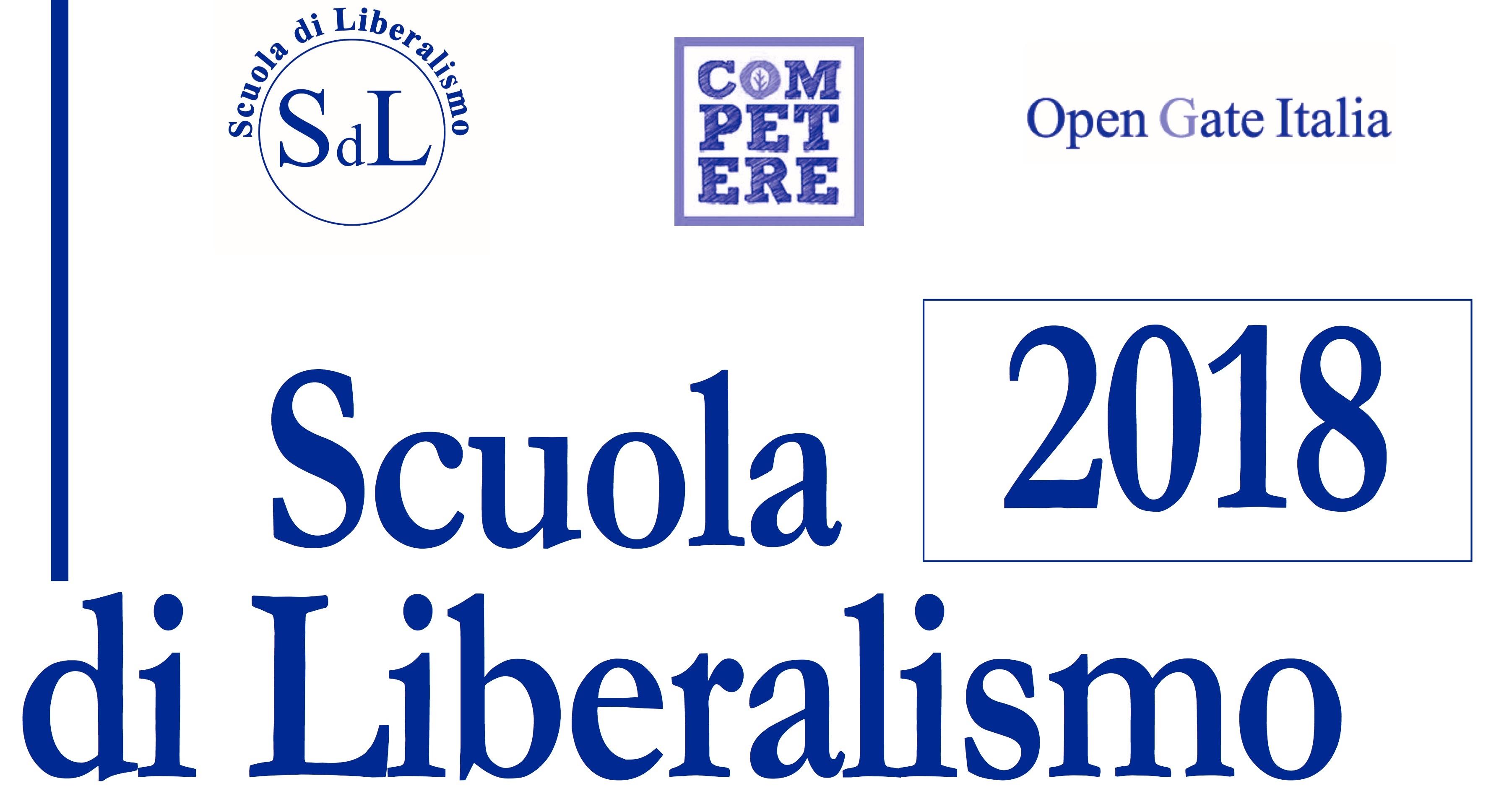 Scuola di Liberalismo: iscrizione aperte