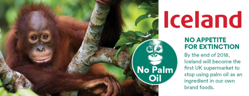 Iceland Palm Oil