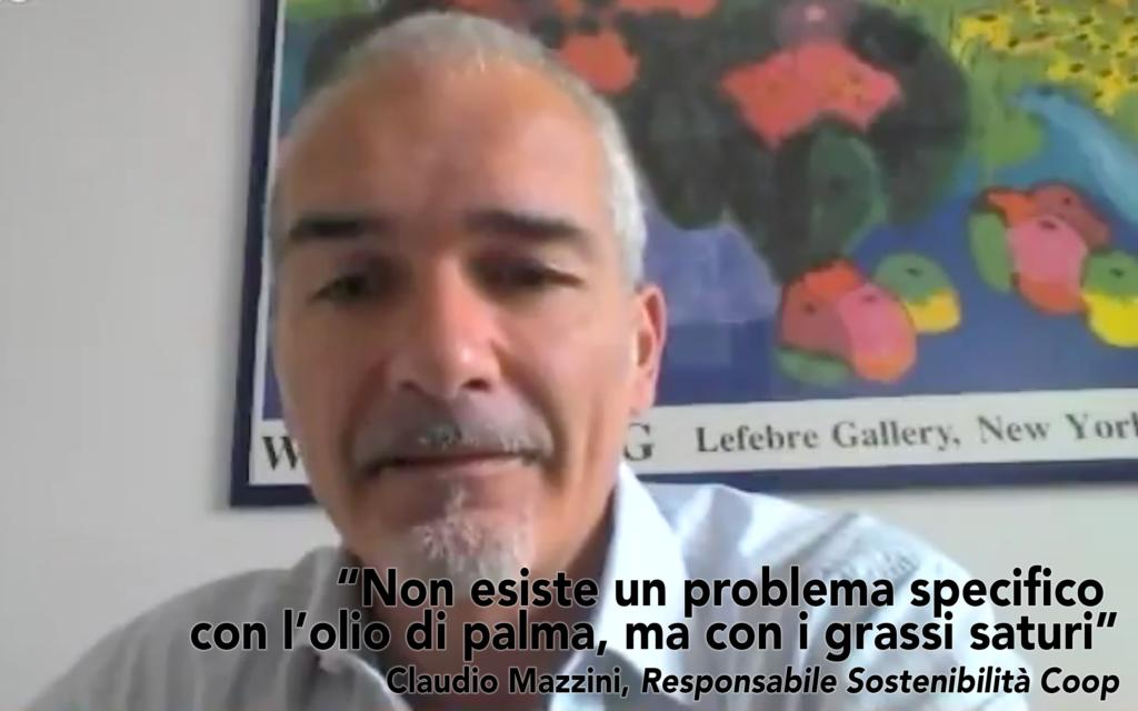 Mazzini Coop Olio Palma