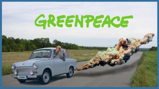 Le bugie di Greenpeace: strumentalizzare la deforestazione pur di attaccare l'olio di palma