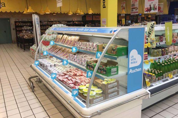 Antitrust boccia il bollino blu di Auchan (che però se ne infischia)