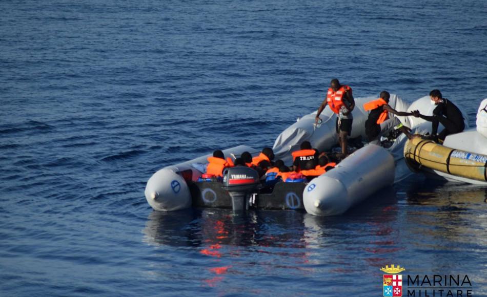 La posta in gioco sulla questione migranti