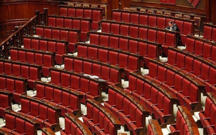 Il Parlamento morente