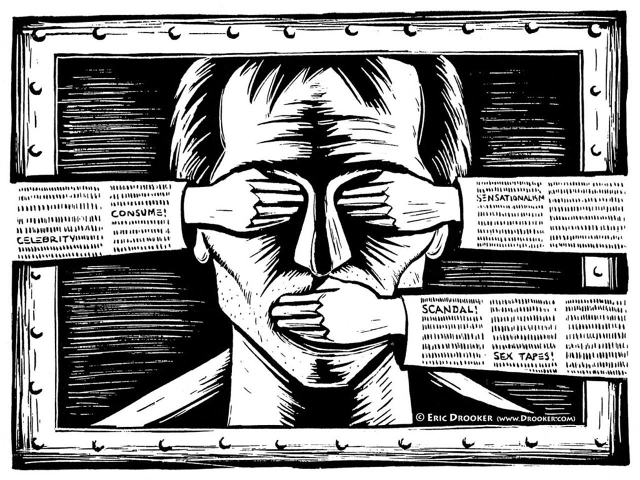 Censura fascista per arginare il fascismo