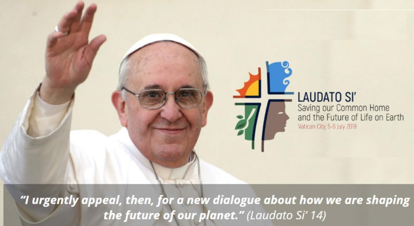 Anche Il Papa sta con l'olio di palma sostenibile