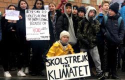 Lo Sciopero degli Studenti Riguardo il Riscaldamento Climatico