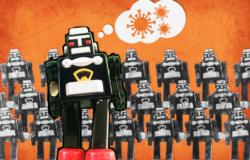 Covid Robot e Lavoro